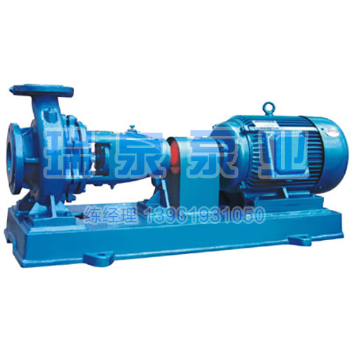 IS、ISW、ISG系列离心泵